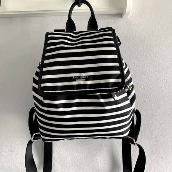 Kate spade New York nylon backpack